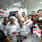 culinary Workshop at Jindal School of hotel Management